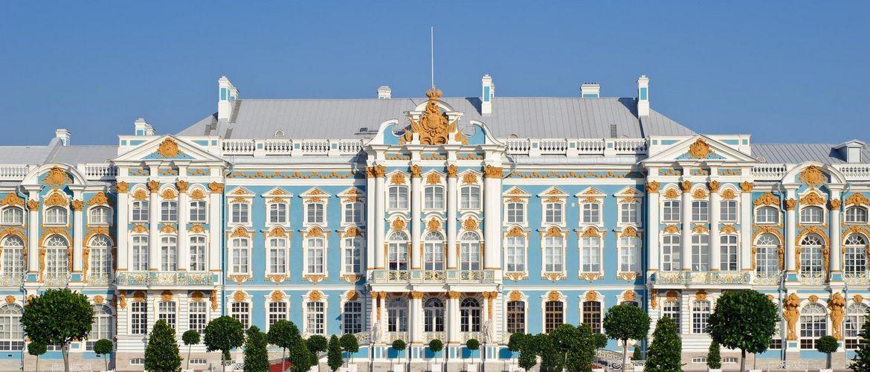 St Petersburg Katharinenpalast iStock 131393289