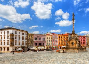 Olmutz Olomouc Mahren iStock538783454 web