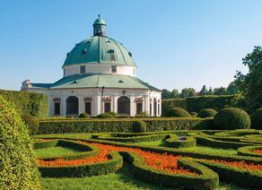 Schloss Kromeriz Garten iStock601897938 web