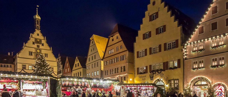 Rothenburg Tourismus Service W Pfitzinger Exkl Reiterlesmarkt RTS497 klein